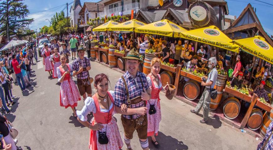 La Fiesta Nacional de La Cerveza - Oktoberfest